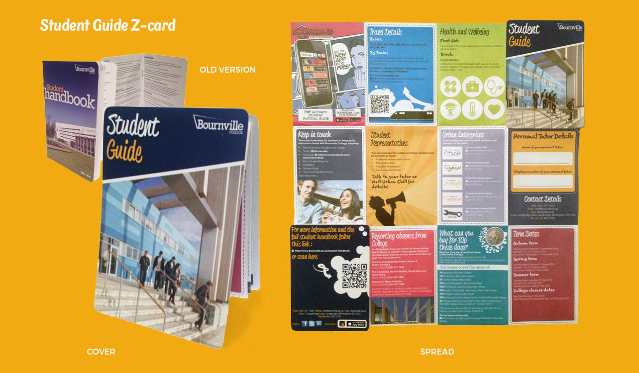 Bournville Z-cards